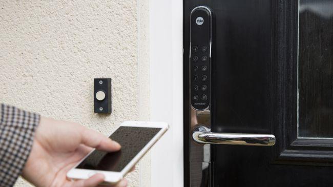 Yale Keyfree Connected Door Lock Dottmedia Group Limited