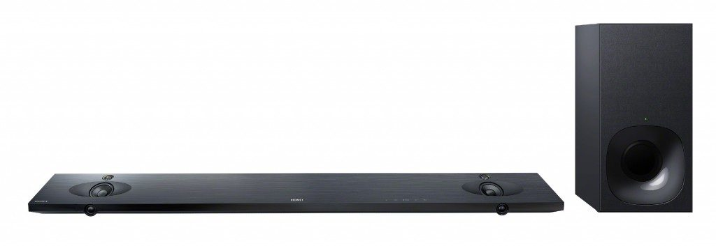 HT-NT5 2.1ch Sound Bar with Wireless Subwoofer