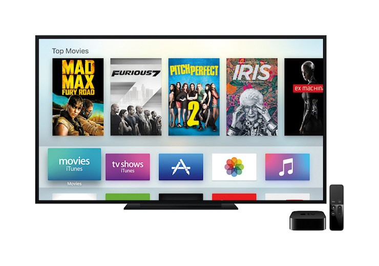 apple tv rent movies download time